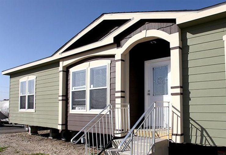 CMH Schult Richmond Mobile Home Exterior