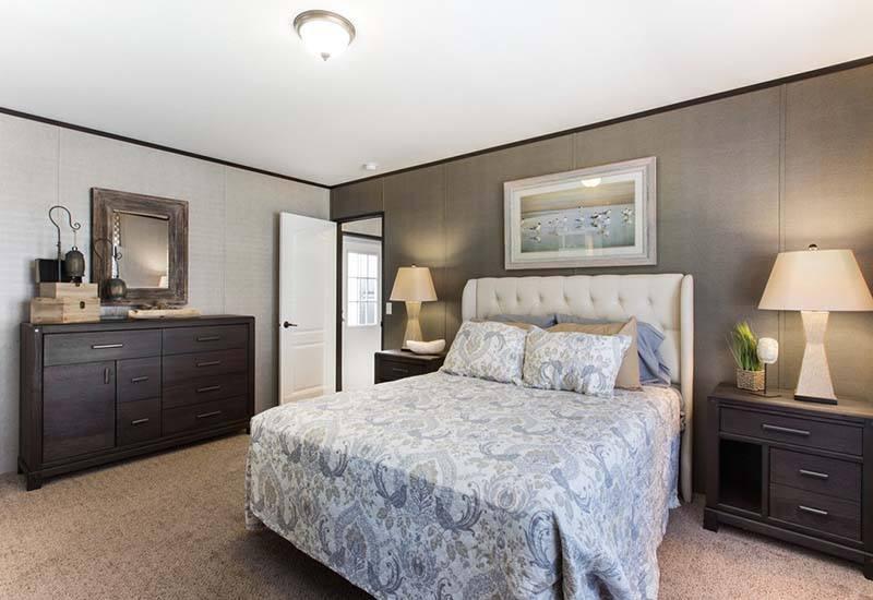 . SMART BUY 16763B Master Bedroom   Mobile Homes Direct 4 Less