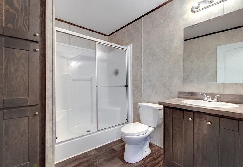 CMH Smart Buy Mobile Home Master Bathroom