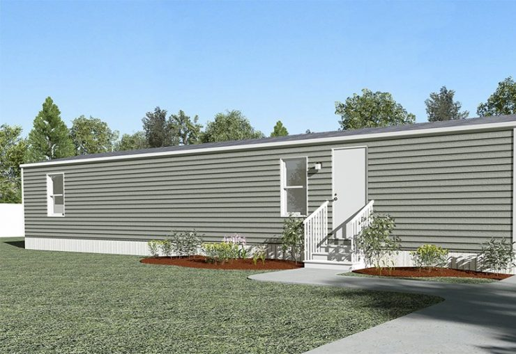 TruMH Dempsey / Bliss Mobile Home Exterior