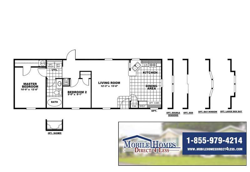 SMART BUY - 16482B - Branded Floor Plan
