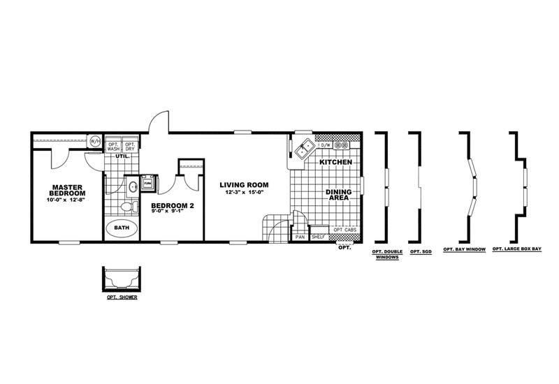 SMART BUY - 16482B - Bathroom