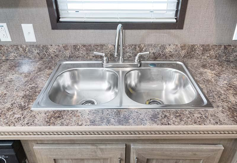 Smart 16763s Kitchen Sink Mobile Homes Direct 4 Less