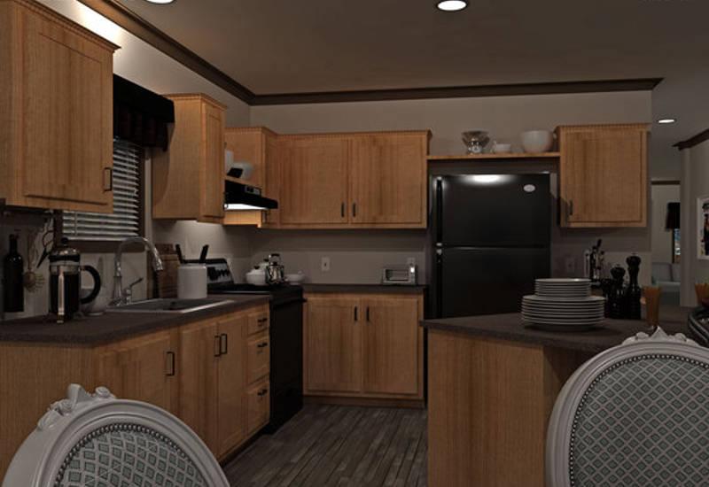 Berkshire 62 - BS32624B - Kitchen