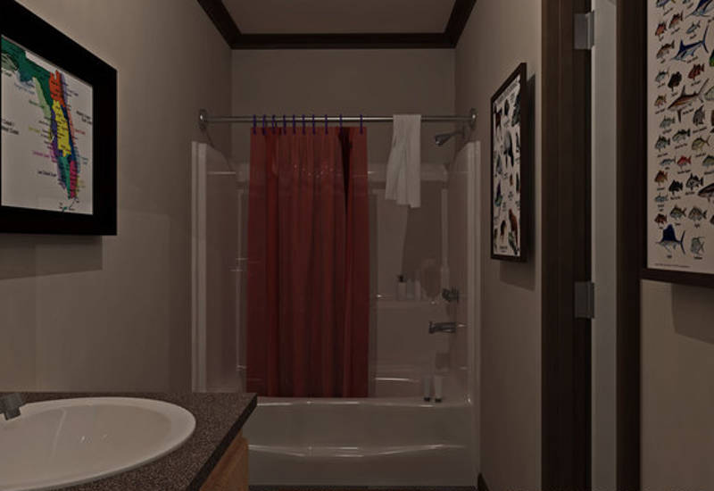 Berkshire 62 - BS32624B - Bathroom