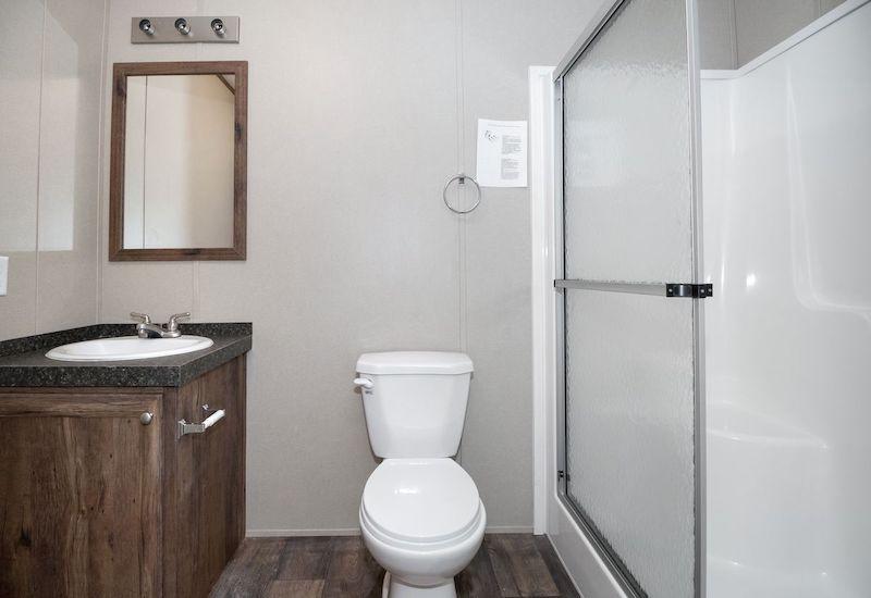 Easy Livin 16602E Mobile Home Bathroom