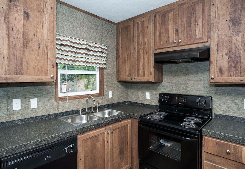 Easy Livin 16602E Mobile Home Kitchen