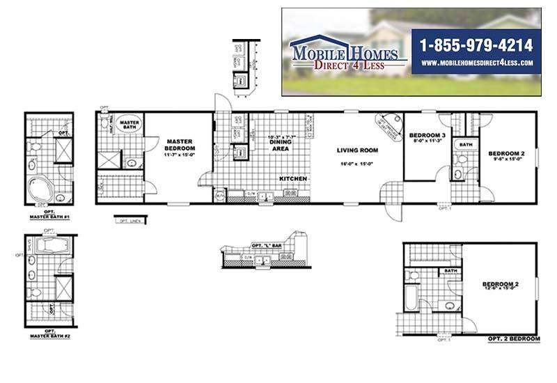 XTM16763X - Branded Floor Plan