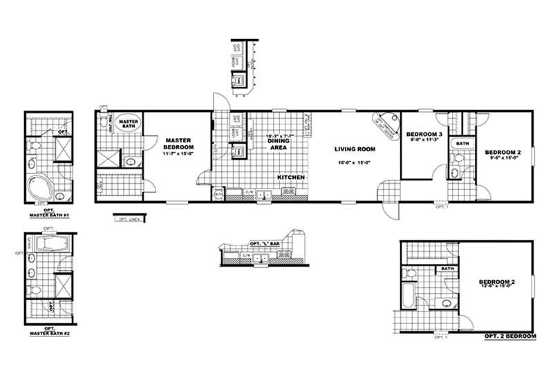 XTM16763X - Floor Plan