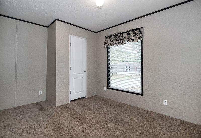 Bonham Spirit Mobile Home Bedroom