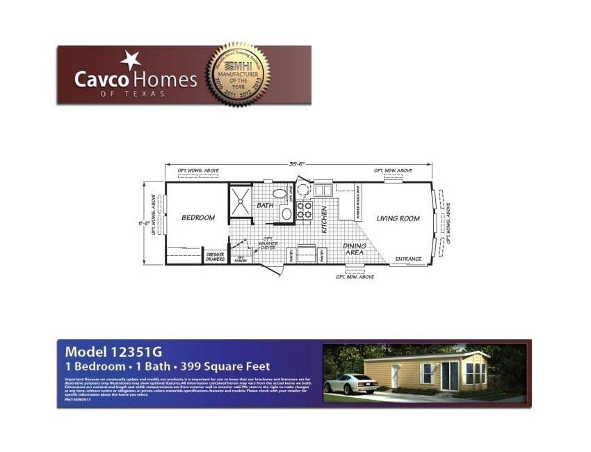 Cavco homes price list 28 images cavco homes price for Foremost homes price list