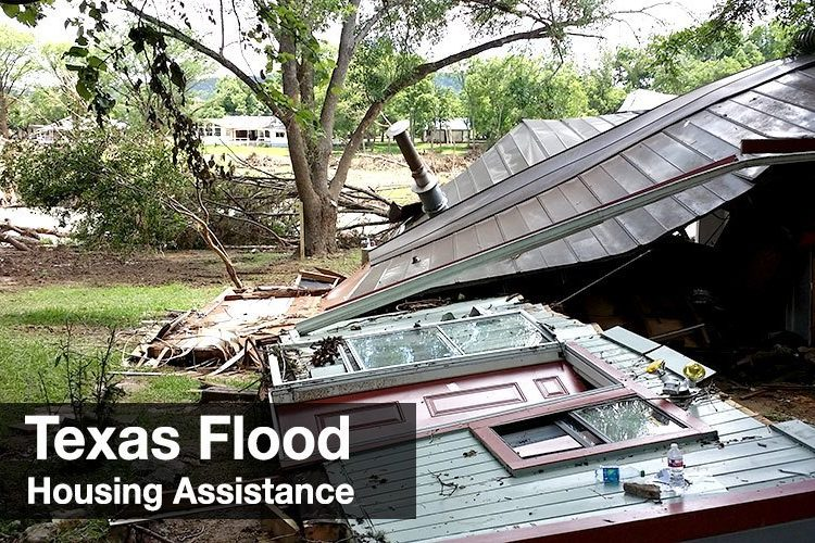 Texas Flood Victim At-Cost Housing Assistance Initiative
