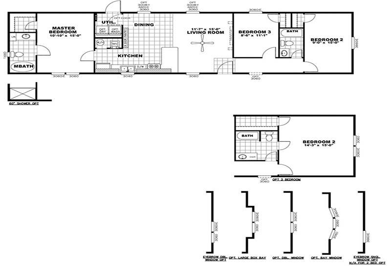 MAXIMIXER 16663Z - Floor Plan