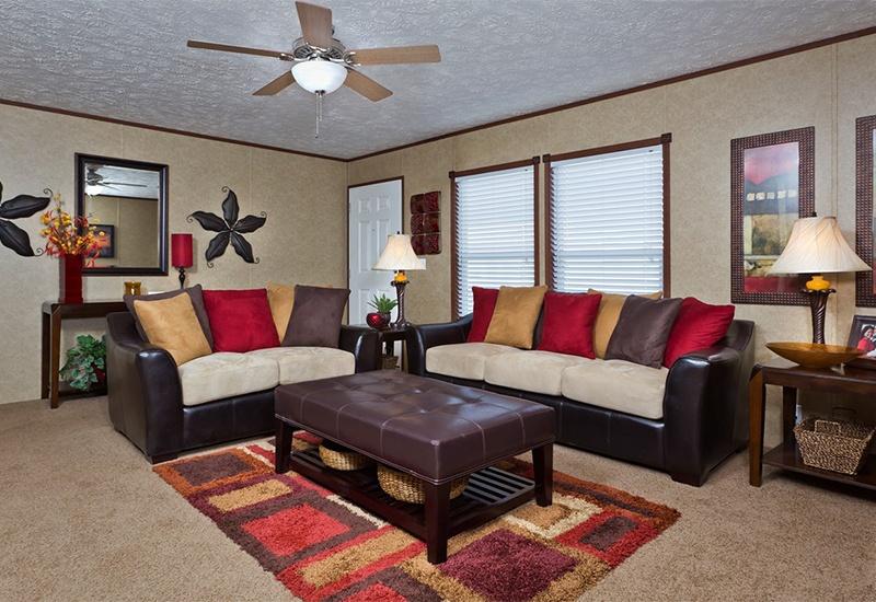 CMH Goodlife INS32563V Mobile Home Living Room