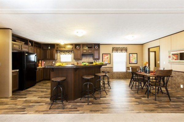 CMH Crazy Eights SLT28564A Mobile Home Kitchen