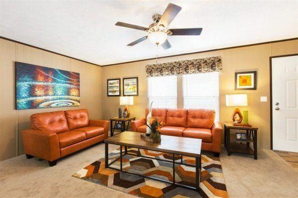CMH Crazy Eights SLT28564A Mobile Home Living Room