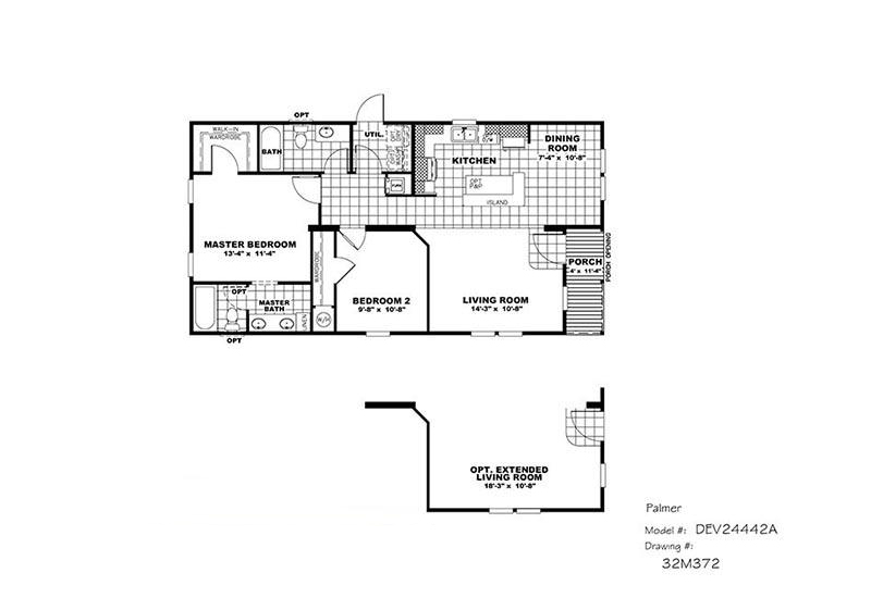 CMHDeveloperDEV24422A-Floor-Plan-1 Palmer Clayton Homes Floor Plan on clayton homes application, clayton homes home page, clayton single wide mobile homes, clayton homes bedrooms, clayton homes flooring, clayton homes financing, clayton homes kitchens, clayton homes cabinets, clayton homes interior design, clayton homes options, clayton homes florence sc, clayton homes triple wide, clayton homes virtual tour, clayton homes bathrooms, clayton homes specials, clayton homes history,