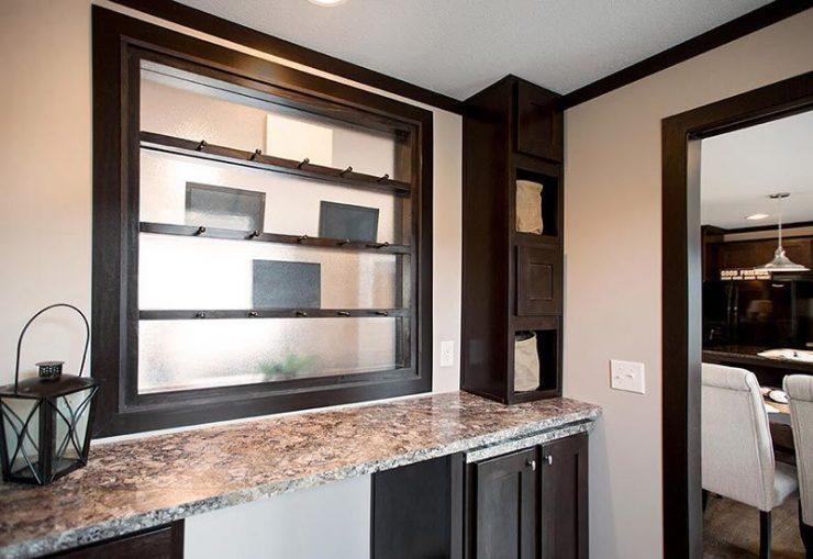 CMH Patriot PAR28563S Mobile Home Extra Room