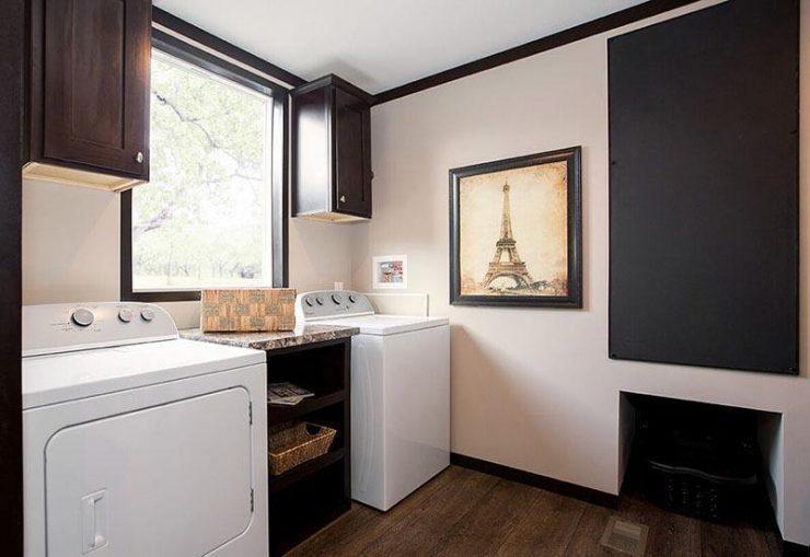 CMH Patriot PAR28563S Mobile Home Laundry Room
