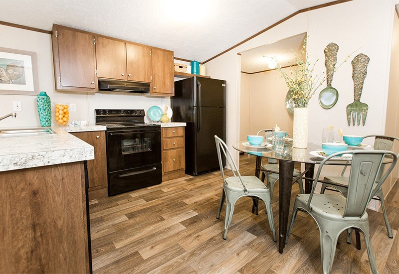 TruMH Pep / Delight Mobile Home Kitchen