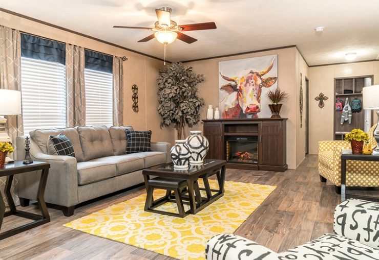 CMH Absolute Value SLT28764A Mobile Home Living Room