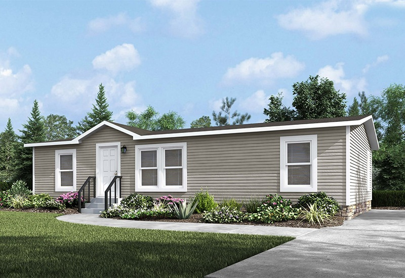 CMH Infinite Value SLT28443A Mobile Home Master Exterior