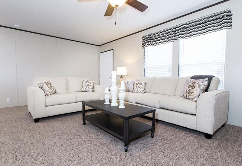CMH Sundowner SLT28603A Mobile Home Living Room