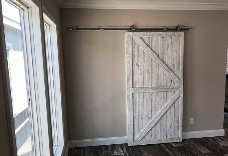 Patriot Home - Utility Barn Door
