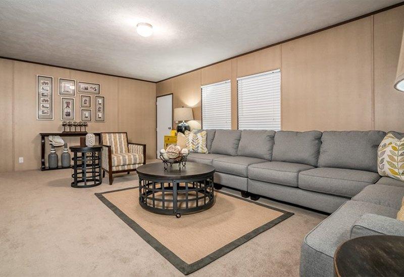 CMH Choice Mobile Home Living Room