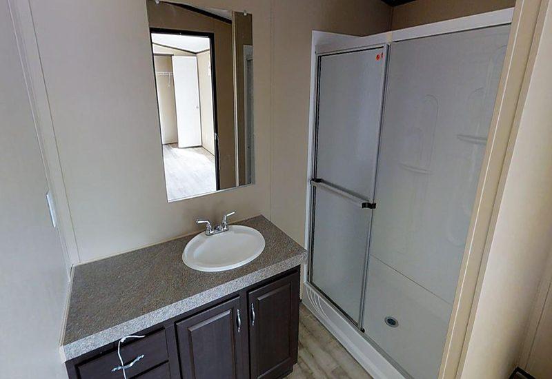 Weston 16722W Guest Bathroom