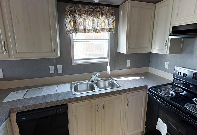 Weston 16722W Kitchen Sink