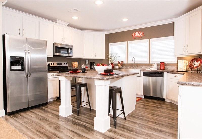 Clayton Schult Newport Mobile Home Kitchen