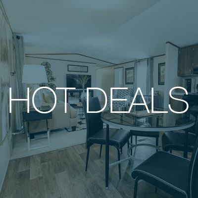 hot deals mobile homes