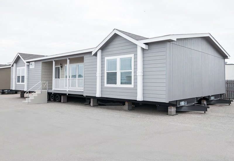Clayton Schult New Orleans Mobile Home Exterior