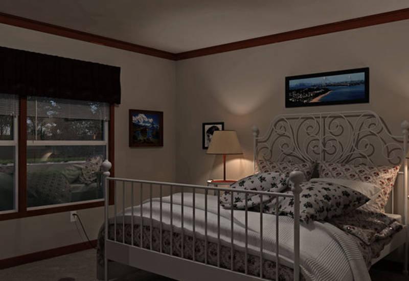 Weston 3262 - WE32623E - Bedroom