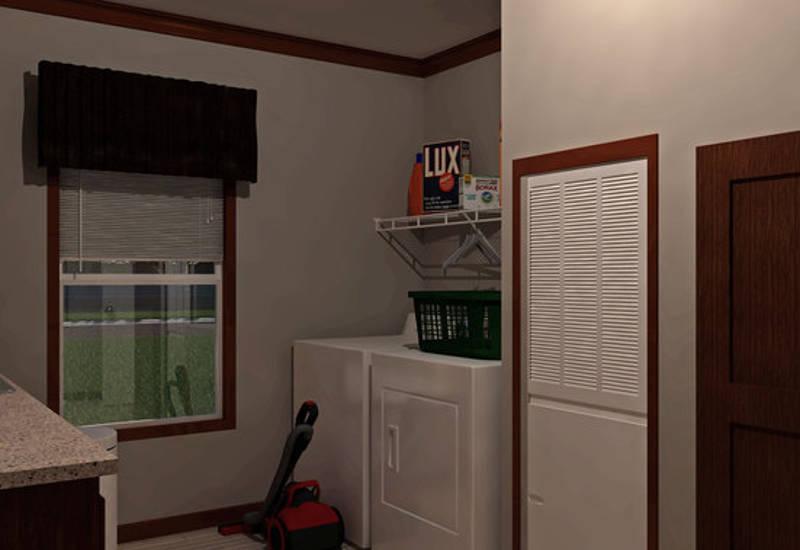 Weston 3262 - WE32623E - Bedroom 4