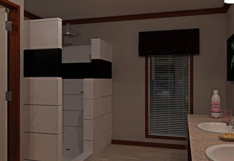 Weston 3262 - WE32623E - Bathroom