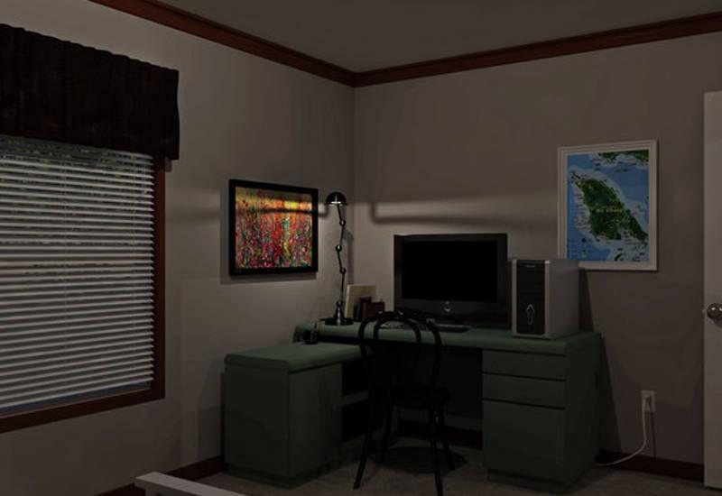 Weston 3262 - WE32623E - Bedroom 3