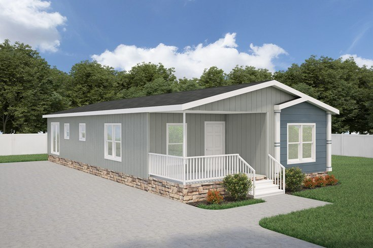 The Player Mobile Home Exterior