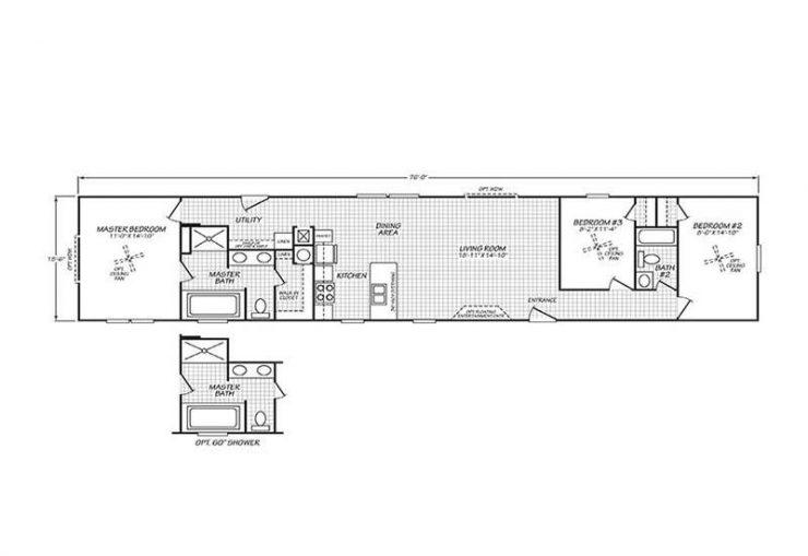 16763G - Floor Plan