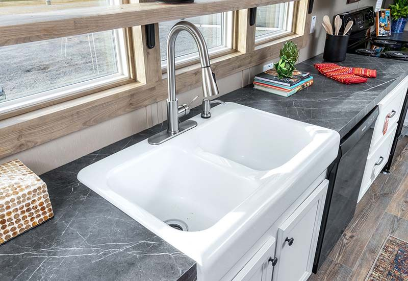 Farm House-Kitchen Sink - Mobile Homes Direct 4 Less