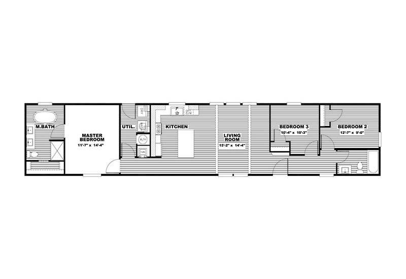 Clayton Annie - Mobile Home - FP