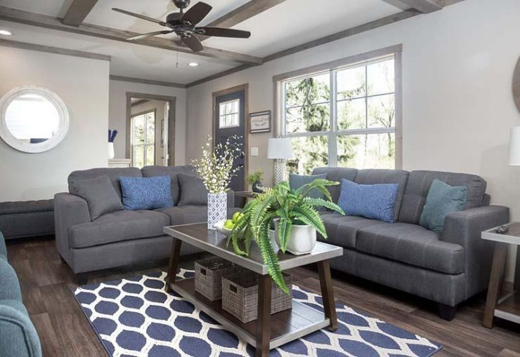Clayton Aimee - Living Room