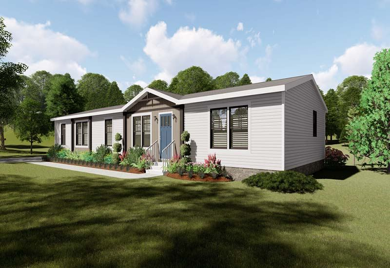 Clayton Amelia - Mobile Home - Exterior