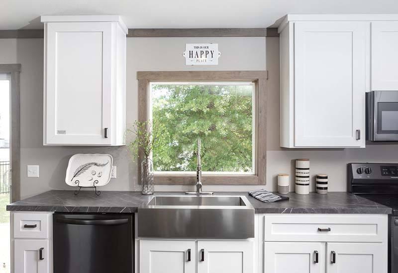 Clayton Amelia - Mobile Home - Kitchen