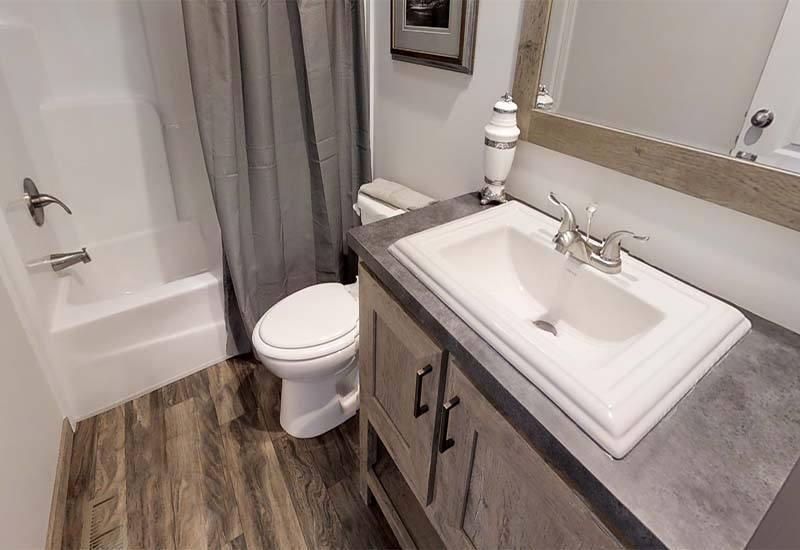 Clayton Annie - Mobile Home - Guest Bathroom