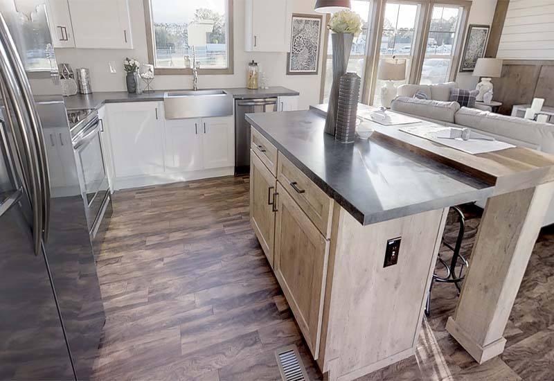 Clayton Annie - Mobile Home - Kitchen