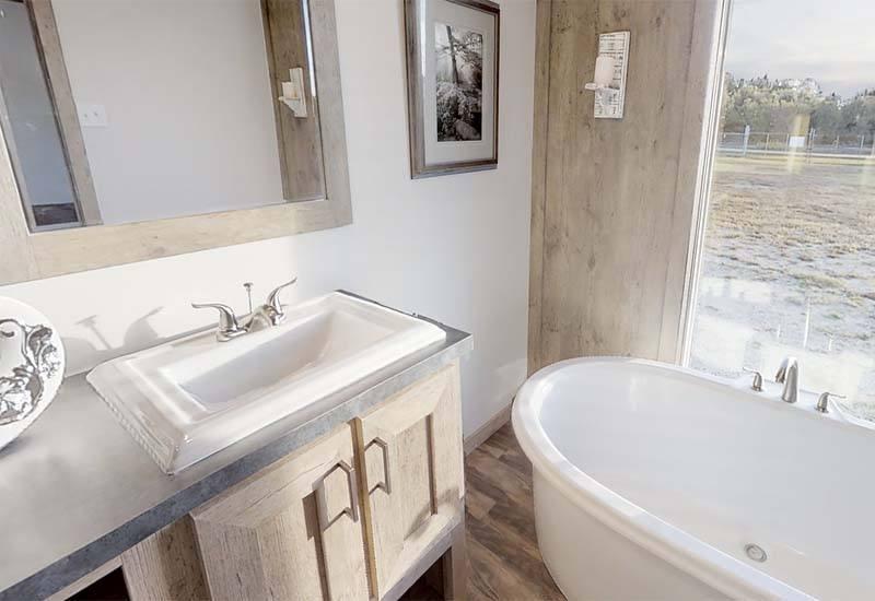 Clayton Annie - Mobile Home - Master Bathroom