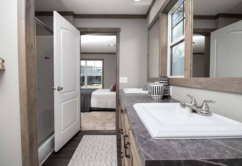 Clayton Isabella - Master Bathroom