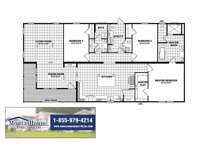Clayton Lily Mae - Branded Floor Plan